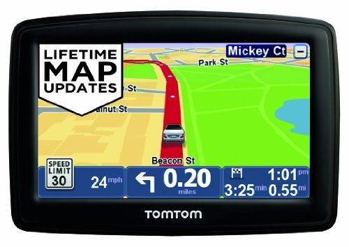 TomTom START 55M 5-Inch GPS Navigator with Lifetime Maps and Roadside Assistance